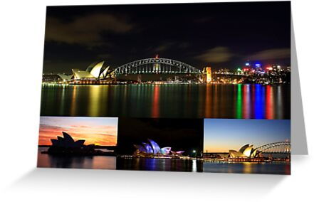Colours of Sydney by Dean Perkins