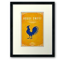 House Swyft Framed Print