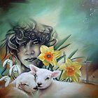 Spring by Rachel Greenbank