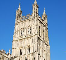 Gloucester Cathedral by luissantos84