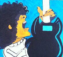Guitar Guy by Vanessa Bernal