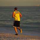 The Jogger by Karen Checca