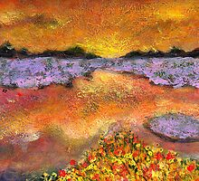 Orange Twilight by ivDAnu