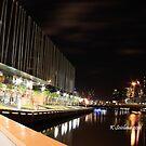 Yarra at night 2 by bluetaipan
