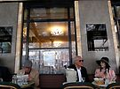 the crowd at cafe de flore by kchamula