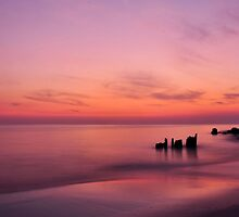 Tranquil Sunset by Chris Ferrell