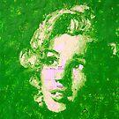 Marilyn_Green by HaviSchanz