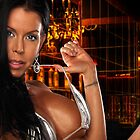 Tabitha Stevens in Posh Nightclub #3 by Gary Orona
