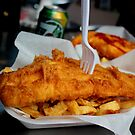 Fish & Chips by rsangsterkelly