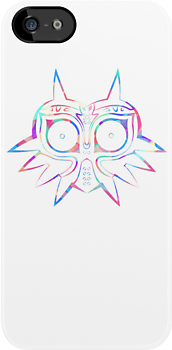 Majora&#x27;s Mask Lines Color 2 by cluper