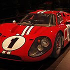 1967 Le Mans Winner by TeaCee