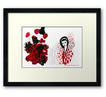 String and Jazz Framed Print