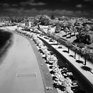 Birdseye view - Geelong by Hans Kawitzki