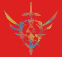 Skyward Sword Orange by cluper