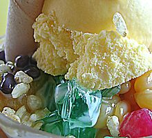 Native halo-halo on a cold Sunday ... by mariatheresa