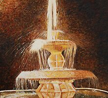 Fountain of light by sripriya mozumdar