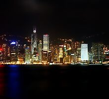 Hong Kong Nights by GIStudio