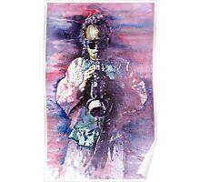 Miles Davis Meditation 2 Poster