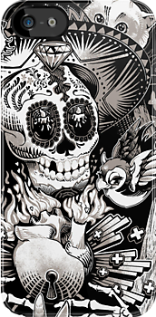 Day of the Dead - You Haz Key by jimiyo