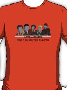 Save A Broom T-Shirt