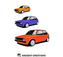 MK1 Golf by axesent