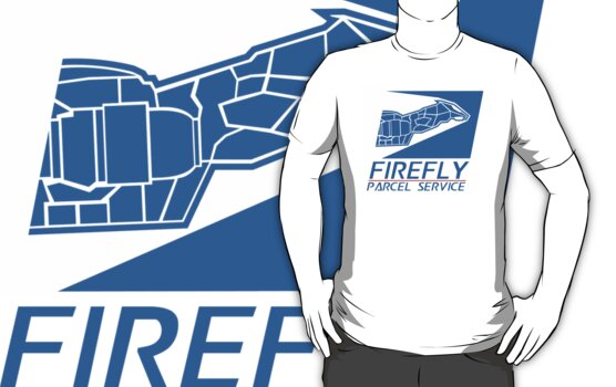 Firefly Parcel Service by FAMOUSAFTERDETH
