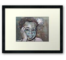 Frida Framed Print