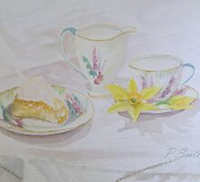 Lemon Tea by Patsy Smiles