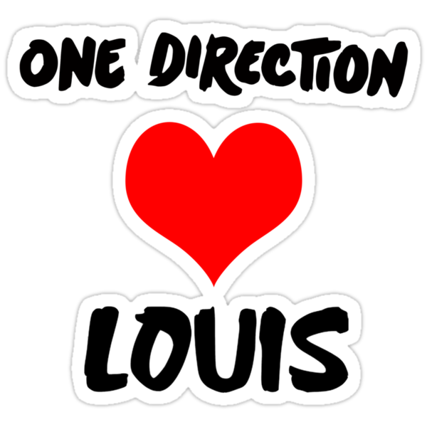 One Direction Love for Louis by StaceyN