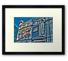 City Entertainment 2 Framed Print