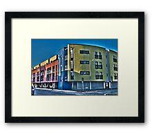 City Living 10 Framed Print