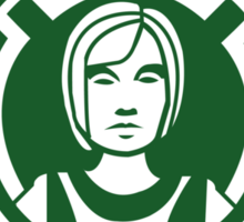 Starbuck Coffee Sticker