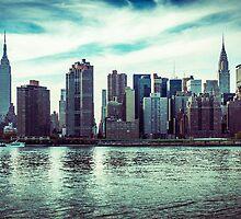 Manhattan by ncamarillo