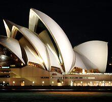Sydney Opera House  by Andrew  MCKENZIE