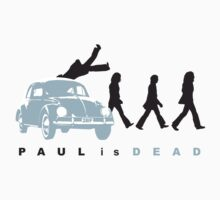 Paul is dead by Matt Mawson