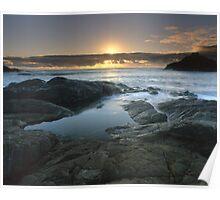 """Freedom"" ∞ Mimosa Rocks, NSW - Australia Poster"