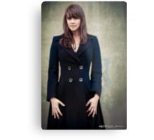 Amanda Tapping - Actors Studio Limited Edition Series Print [A14] Metal Print