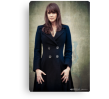 Amanda Tapping - Actors Studio Limited Edition Series Print [A14] Canvas Print