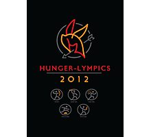 Hunger-lympics - POSTER Photographic Print