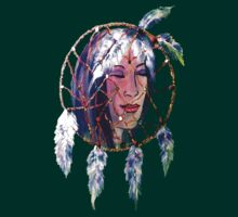 Dream Catcher Tee by Robin Monroe