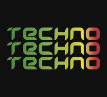 techno techno techno by Technohippy