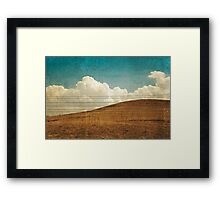 Parallel Framed Print