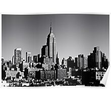 Timeless - The New York City Skyline Poster