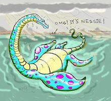 Nessie by amymethven