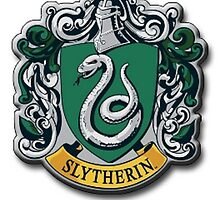 Slytherin Crest  by Shino900