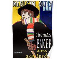 Medecin Qui? Poster