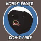 Honey Badger by bleachy