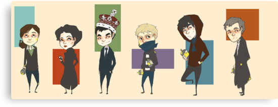 Sherlock Army by Bskizzle