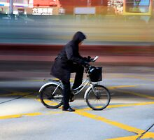 The Cyclist by Cameron B
