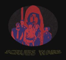 Scrubs Wars redblack by eleanor89